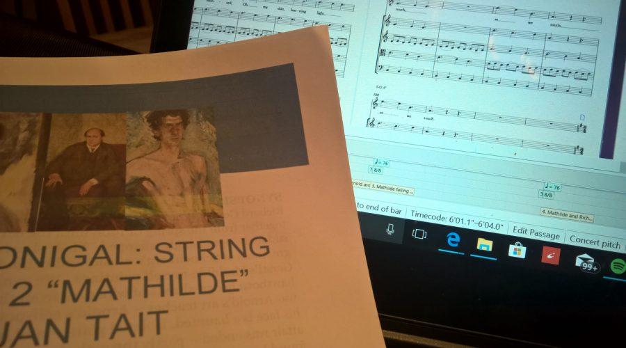 String Quartet Premieres
